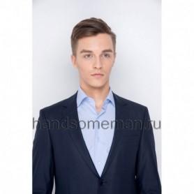 Костюм мужской синий