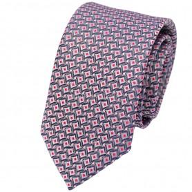 галстук серый в крапинку