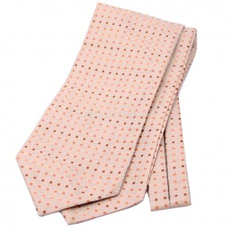 бежевый галстук