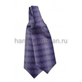 Шейный платок цвета чернил. 426