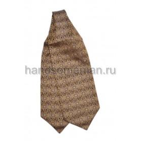 Шейный платок песочного цвета. 432