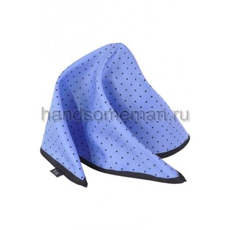 платок в карман в горошек. 492
