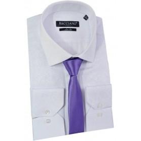 Галстук  фиолетовый. 509