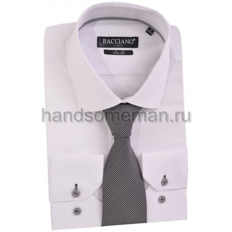 галстук маренго в крапинку. 589