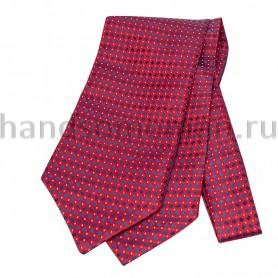 Шейный платок красный