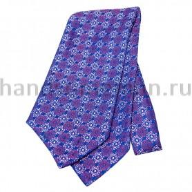 Шейный платок фиолетовый