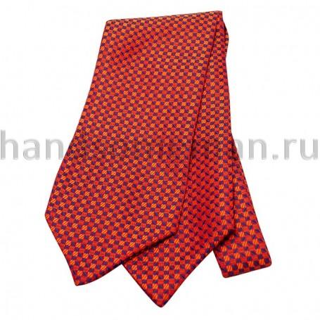 Шейный платок оранжевый