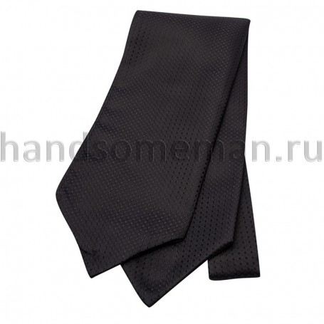 Шейный платок черный