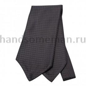 Шейный платок серого цвета