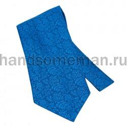 Пластрон синий