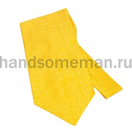 Пластрон желтый