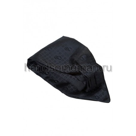 Шейный платок Baurotti черного цвета. 700