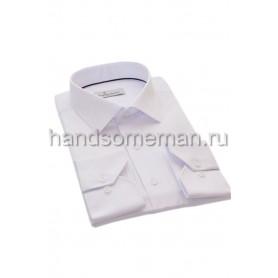 рубашка белая, приталенная.765