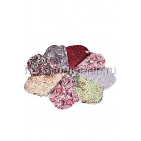 Платок  в карман  разноцветный. 772