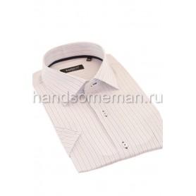 рубашка короткий рукав, в полоску. 779