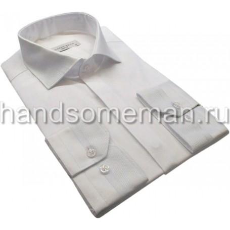 рубашка белая с отделкой. 1080