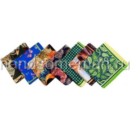 платок в карман в ассортименте. 1146