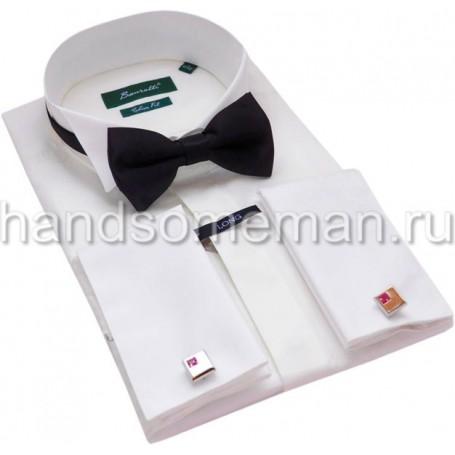 016a8dcd871 рубашка мужская под запонки и бабочку на высокий рост 1192