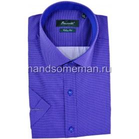 рубашка мужская с коротким рукавом, БУАРОТТИ. 1253