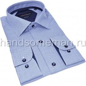 Мужская рубашка из хлопка. 1336