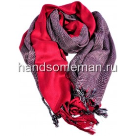 Разноцветный шарф. 1366