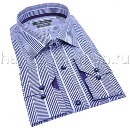рубашка мужская в полоску Арт.№1451