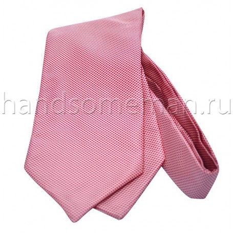 Галстук мужской светло-розовая Арт.№1463