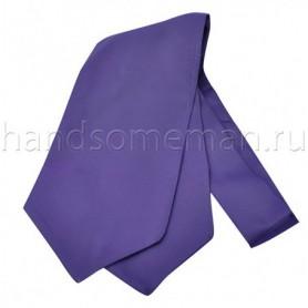Шейный платок фиолетовый Арт.№1466
